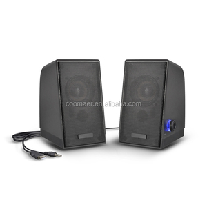 Portable Mini 2.0 Subwoofer DC 5C USB Powered Speaker for Home Office