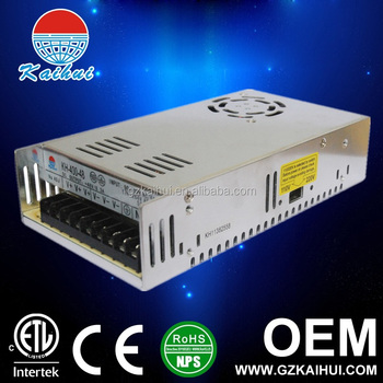 110v/220v 300W SMPS Power Supply Unit 5v 12v -12v 24v Quadruple Output LED Driver from China Power Electronics