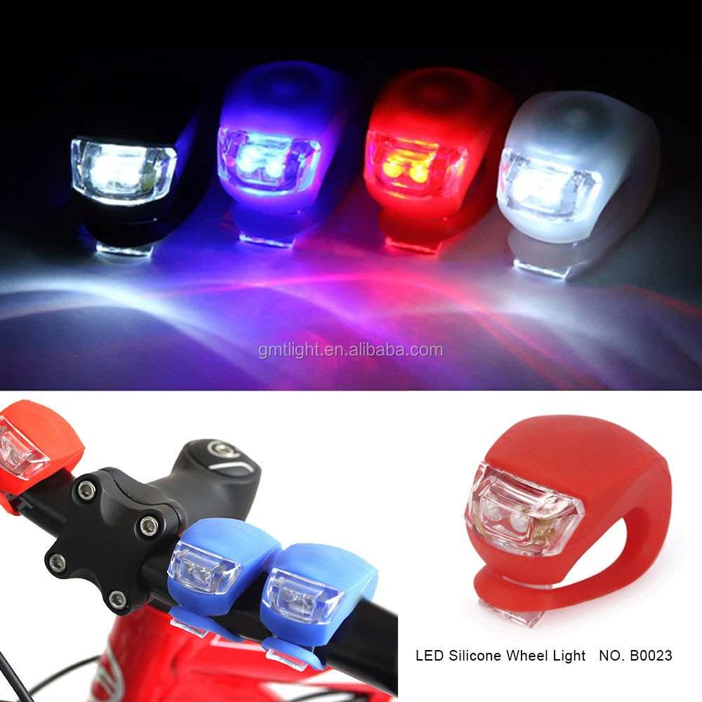 Super fashion kids led silicone light for car