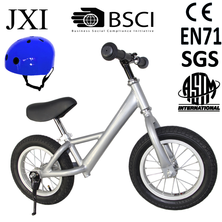 small kids kick bike air tyre / new balance mountain bicycle / cute ride on toy