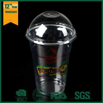 pp disposable plastic yard cups,drinking cup for water dispenser,custom color mug