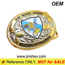 Wholesale Custom Personalized Western Cowboy Belt Buckles for Men