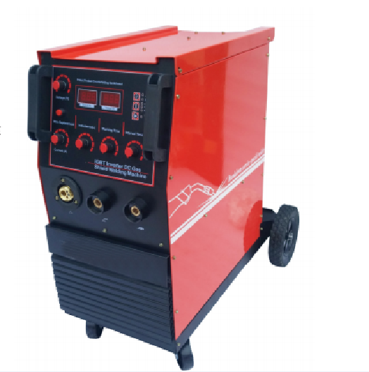 High Quality Industrial Efficient Automatic Spot Welding Machine