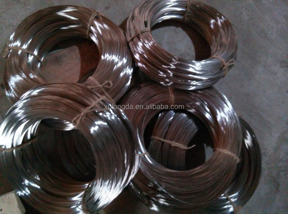 Prime Quality Galvanized Spring Steel Wires High Carbon Material