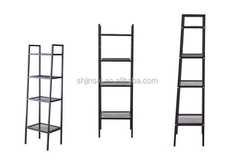 Factory Directly Supply Top Quality Boutique Display Shelf Metal Rack Shoe Store Display Racks