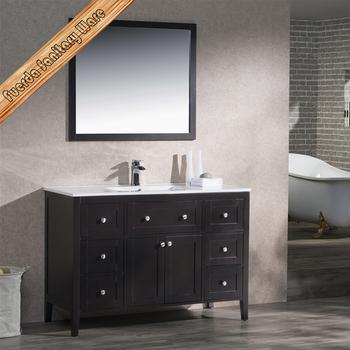 48u0027u0027 Ceramic Basin Top Quality Bathroom Vanity,free Standing Selling Well  Bath Cabinet