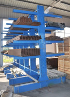 High Quality Steel Goods Rack System KD Pallet Flow Racking