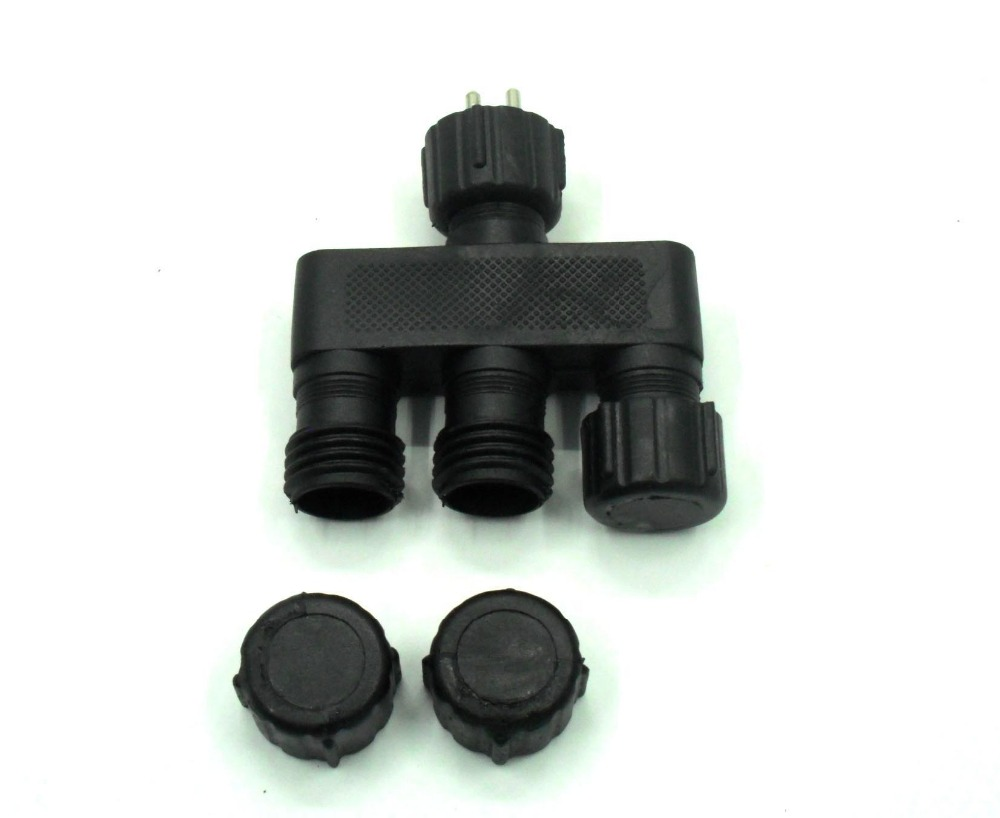12v Cable Connectors Splitter Hubs For Led Landscape Lighting View Lights Garlux Product Details From Foshan Nanhai