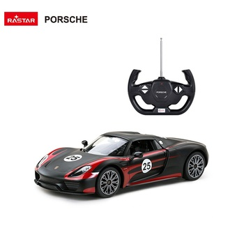 RASTAR USB product Porsche 918 license 1:14 vehicle electric sport car