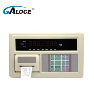 GSI201+P Galoce print indicator for weighing scales SCS digital LED easier use