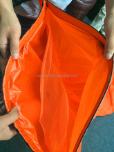 100% Waterproof Single Opening Laybag with TPU Coated VS one mouth TPU Lamzaces lazy bag