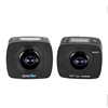 Magicsee dual lens 360 degree wireless camera panoview camera sharing picture to facebook and youtube
