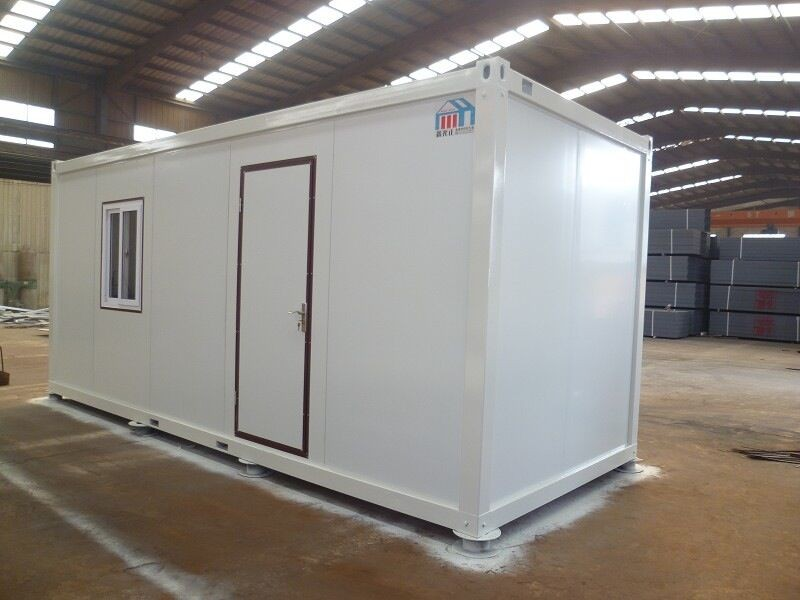 modular container house for shelter