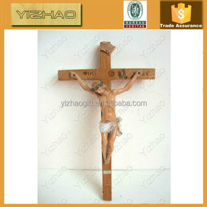 wholesale Decorative Wooden Cross For Church YZ-1202008