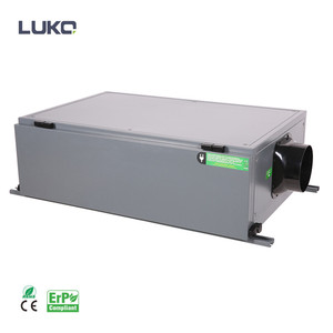 28L/D Duct Dehumidifier with Single Recirculated Air Flow