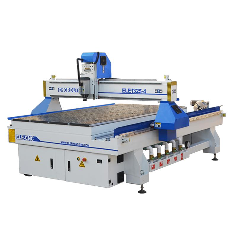 Blue elephant cnc router 1325 italy woodworking machine , carpenter machine cnc for sale
