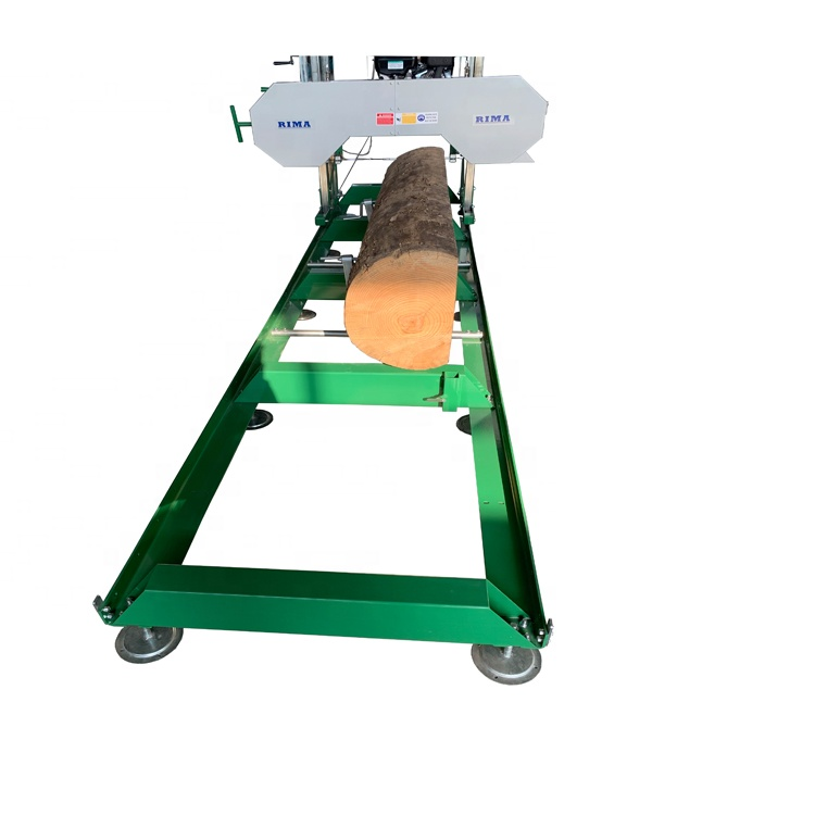 Portable Horizontal Band Saw Machine / Band Sawmill - Buy Sawmill Portable  For Woodworking,Portable Chainsaw Mill-for Chainsaw,High Quality Mill Of