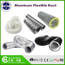 Non-insulated & Insulated Aluminum Flexible Air Duct