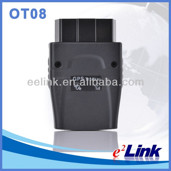 Find back gps tracker OBD2 tracking with Call Back Function GSM GPS Tracker