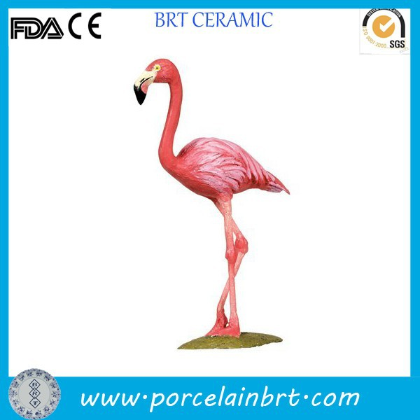 Art ornament flamingo Resin Craft