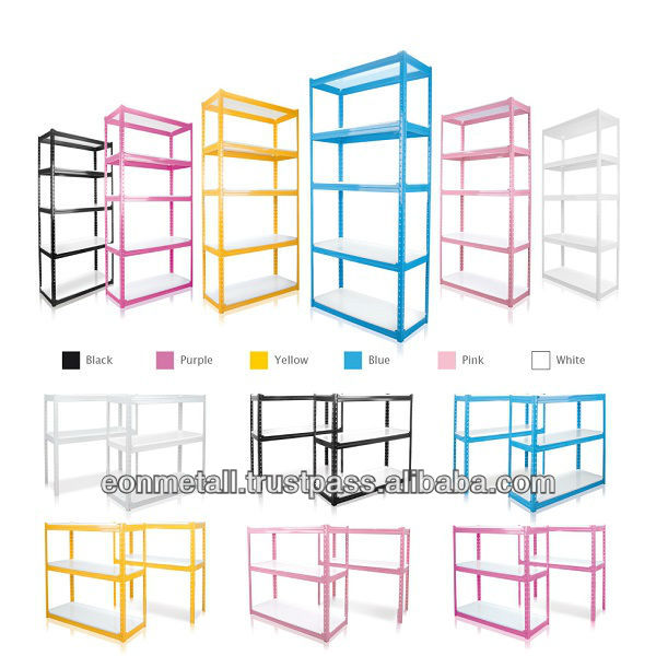Malaysia Boltless Color Filling Rack