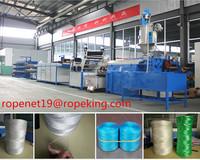 Plastic PP Split Film and Tear Film Slitting Machine production processing
