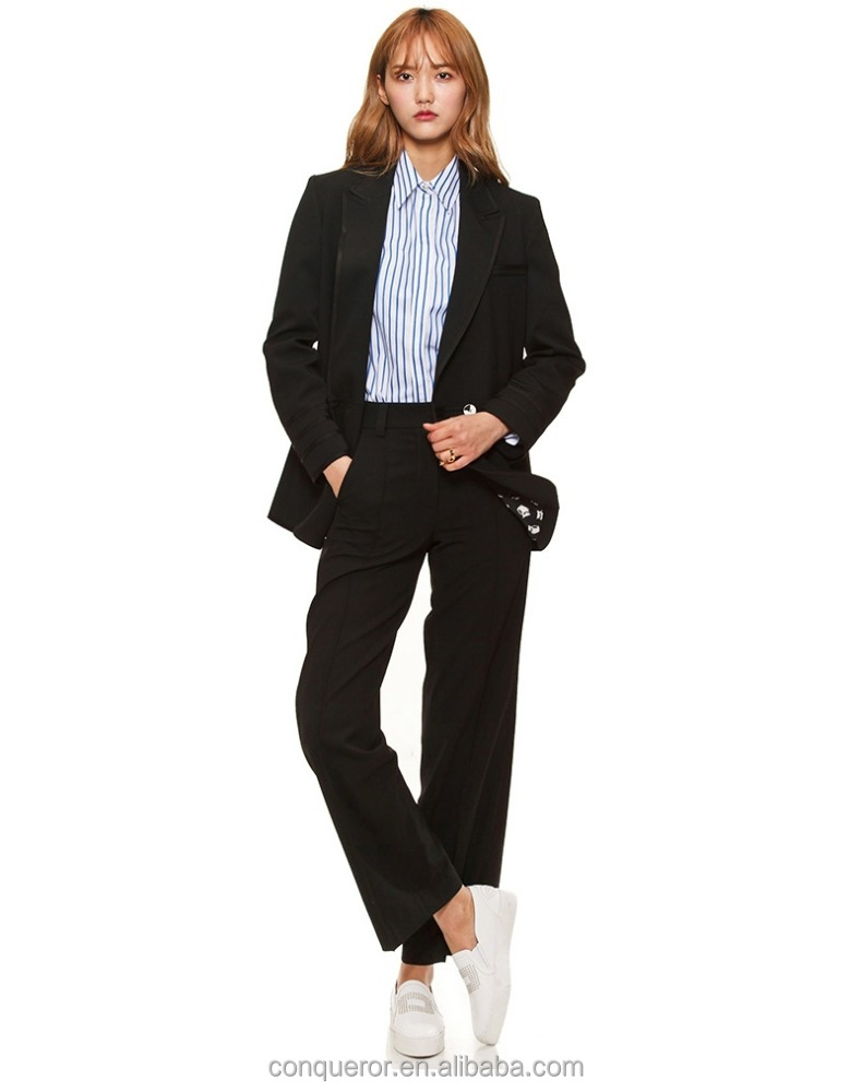 Latest Design Ladies Fantasy Pants Suit LA-7