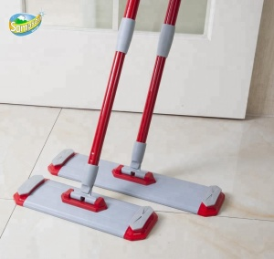 2018 New Fashion Professional Microfiber Euro Easy Cleaning 40cm Flat Mop