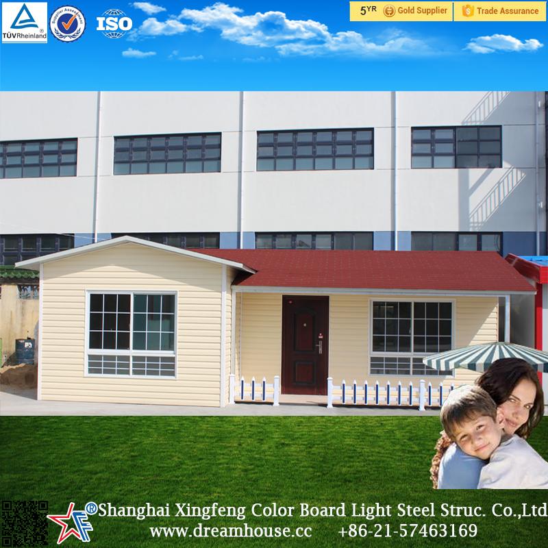 Prefabrique Maison Villa Moderne/chalet Kit Chine/prefab Summer ...