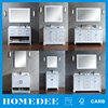 homedee 60 top quality bathroom double vanity with top