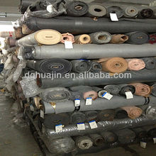pvc stock lot leather for hot sale