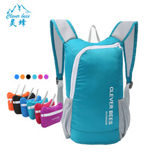 Popular gift traveling folding backpack for Christmas present