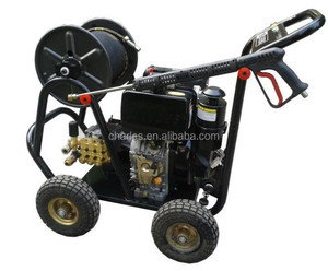 high pressure washer with 13HP air-cooled diesel engine