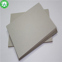 1mm 2mm 3mm thickness filding grey paper board/folding box board/900g 1500g 1800g laminated grey board paper in shhet
