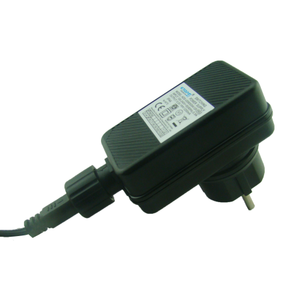 IP44 IPX4 waterproof 5v 1a switching power eu us uk plug adapter