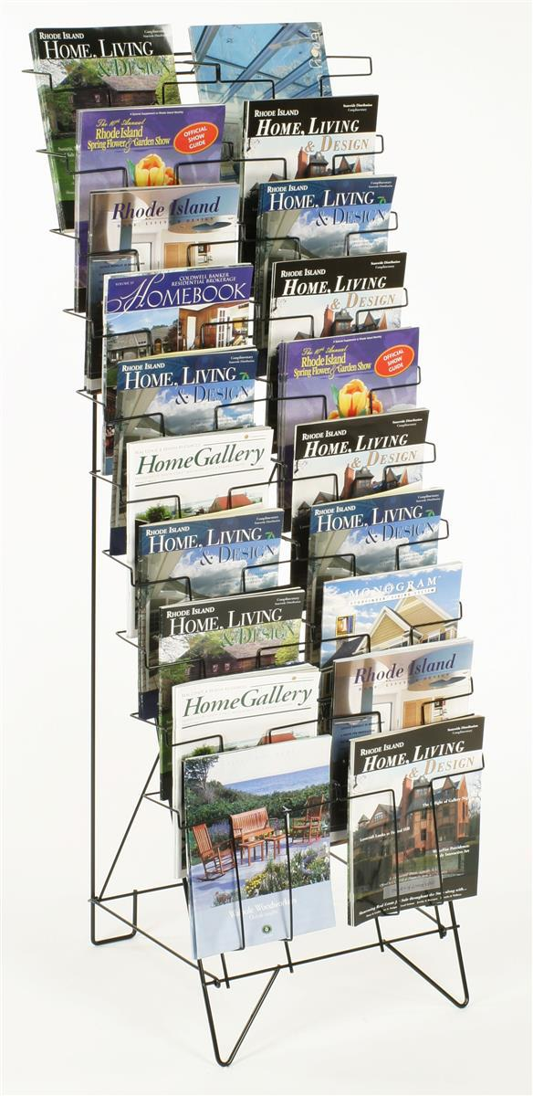 Convenient Rotating Business Card Rack/display Stand For Greeting ...