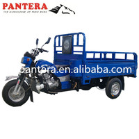 2016 Hot Sale Good Quality in Africa Heavy loading Chinese 3 Wheel Motorcycle Chopper