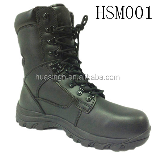western warriors combat footwear weather resistant waterproof leather military boots