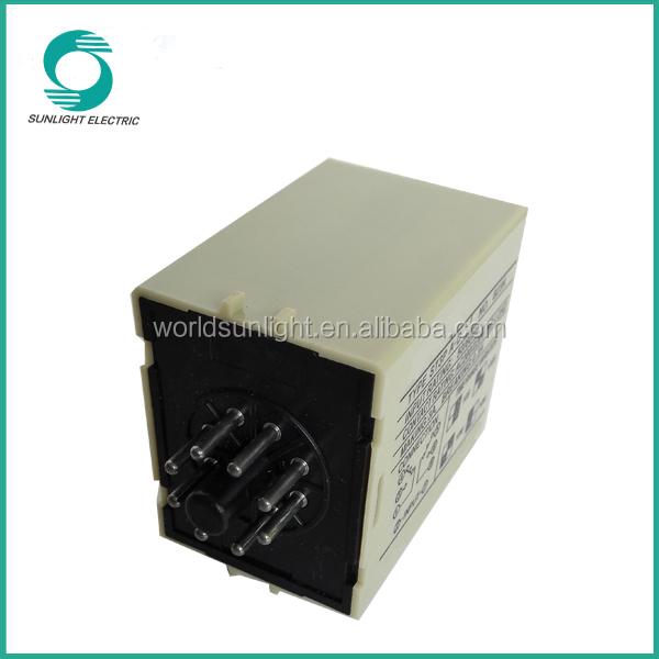 St3p A-d Time Delay Relay 12 Volt Mechanical Digital Timer