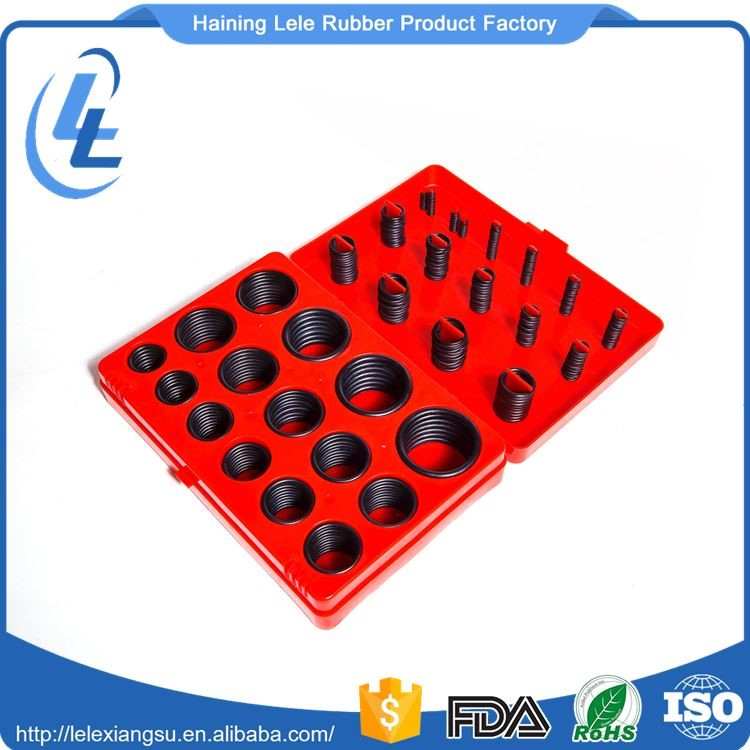 Manufacturer custom molded size silicone rubber excavator seal kit