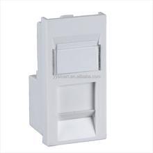 CAT 6 UTP <span class=keywords><strong>Euro</strong></span> RJ45 Keystone Jack 50*25mm