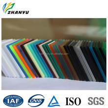 Colored 2mm 3mm Plastic Flexible Acrylic Sheet