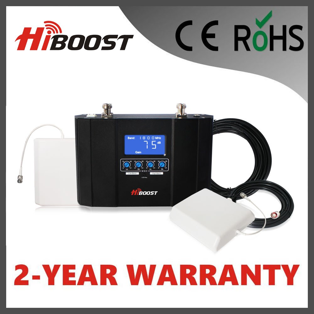 H23-X | Hiboost 23dBm gsm cdma cell phone signal booster/BTS wireless repeater