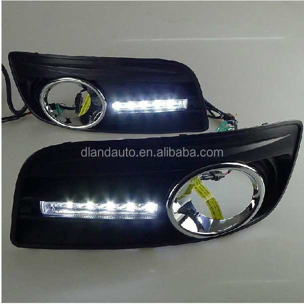 DLAND 2005-2010 GOLF 5 VI SPECIAL LED DAYTIME RUNNING LIGHT FOG LAMP DRL V2, FOR VOLKSWAGEN