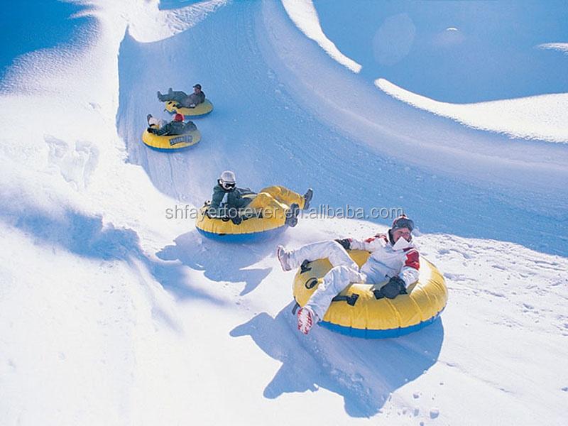 Cute 2 Person Winter Sport Snow Tube Wholesale Price