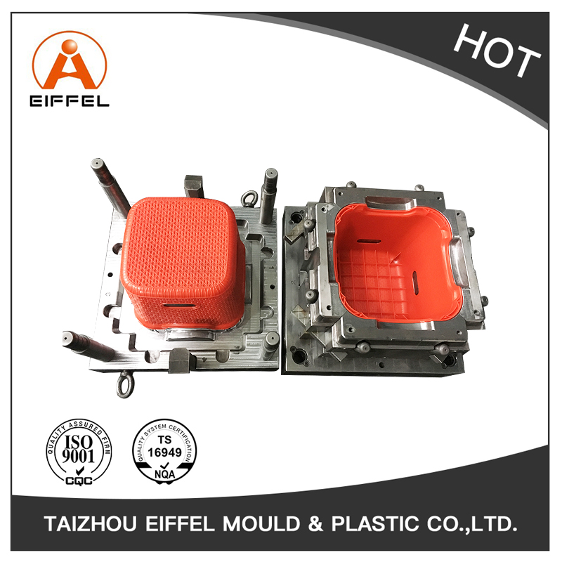 Hot Selling Good Quality Plastic Stacking Stool Mould