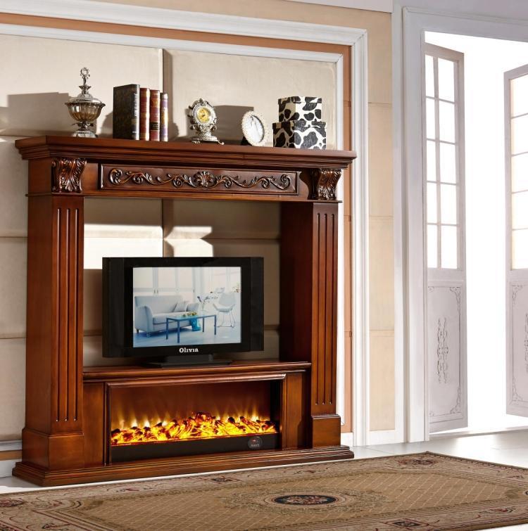 Decorative Electric Fireplace Tv Stand Fireplace Wood Fireplace Buy Wood Fi