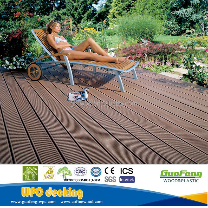 (wpc)wood plastic composite outdoor flooring/decking/board/plank/panel
