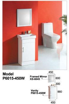 factory direct sale bathroom furniture cabinet complete