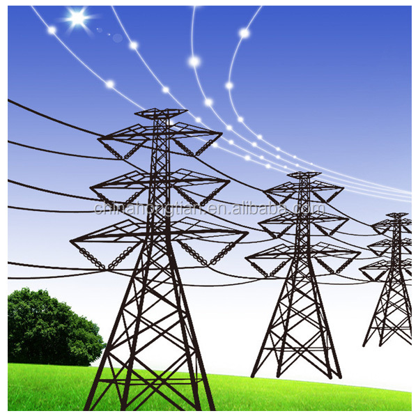 Transmission line tower manufacturers in bangalore foundation design calculation electric towers steel companies